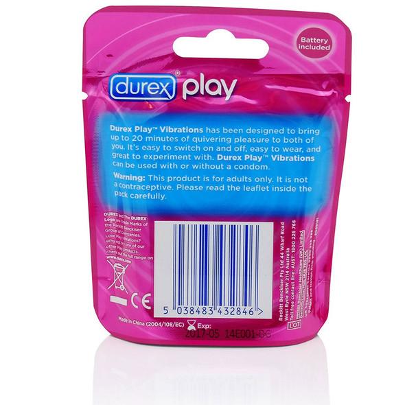 Durex Play Vibrations Ring Durex