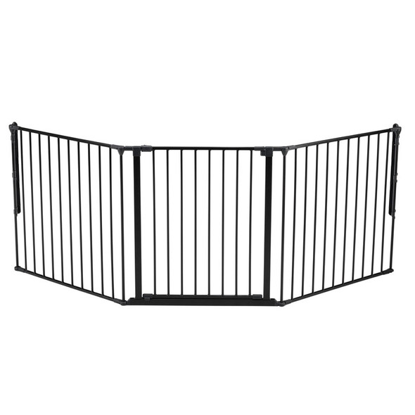 BabyDan Configure Flex Gate Large - Black (90-223 cm) BabyDan