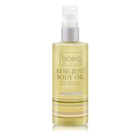 Basq Resilient Body Stretch Mark Oil - Lavender
