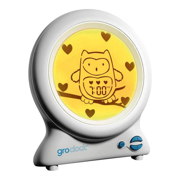 Gro-Clock yellow