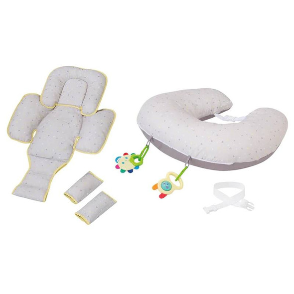 Clevamama - ClevaCushion 10-in-1 Nursing Pillow - Grey product