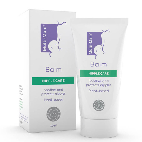 Multi-Mam Balm - Nipple Care For Breastfeeding Mums