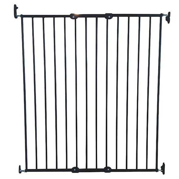 Babydan Quick Release Extra Tall Safety Gate Black
