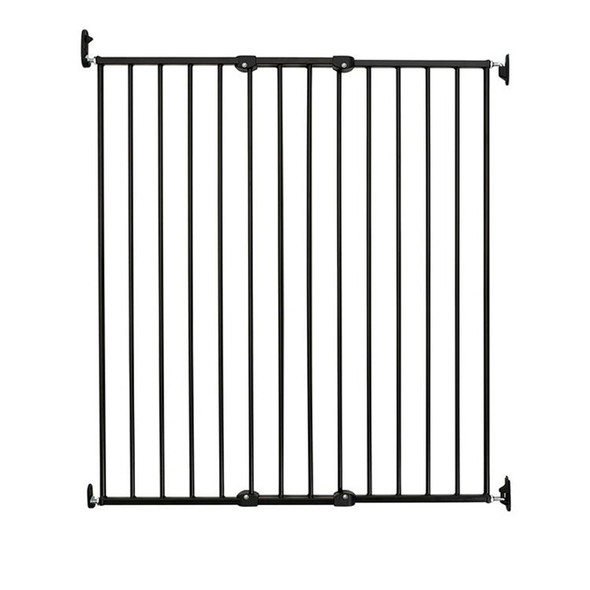 Babydan Quick Release Extra Tall Pet Gate Black
