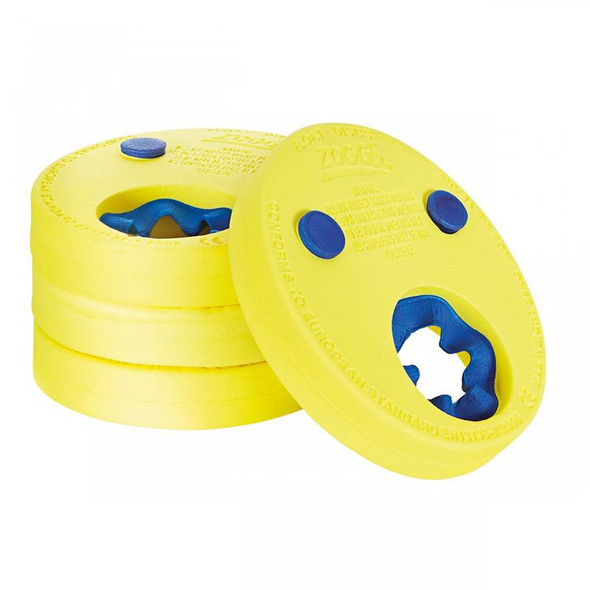 Zoggs Kids' Lightweight and Comfortable Foam Float Discs