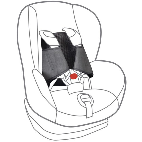 5 Point Plus Car Seat Anti Escape System 15 - 30 months