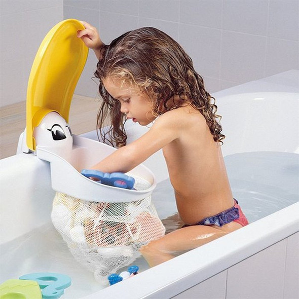 Kids Kit Pelis Play Pouch Bath Tidy in use