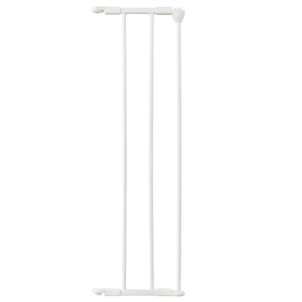 BabyDan 20 cm Extension Section - White (6849)