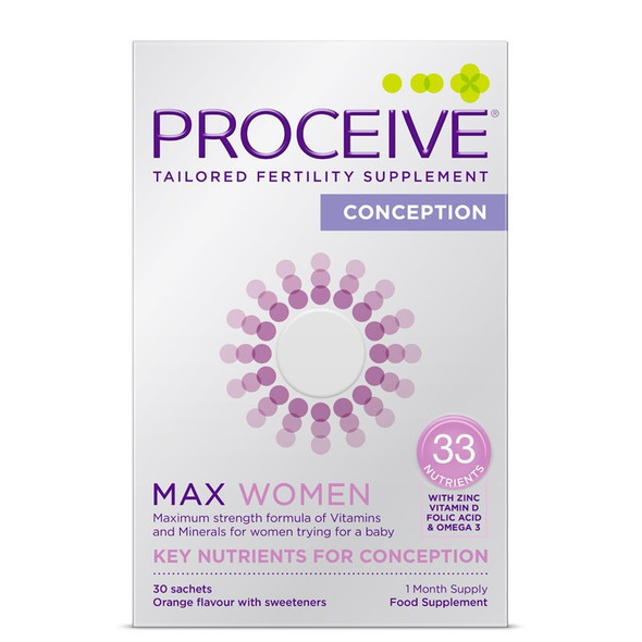 Proceive Women Max - 30 Sachets