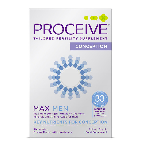 Proceive Men Max - 30 Sachets