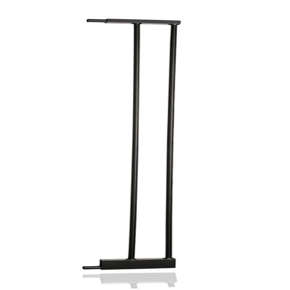 Bettacare Child and Pet and Cat Flap Matt Black Extra Tall Extension 12.9cm