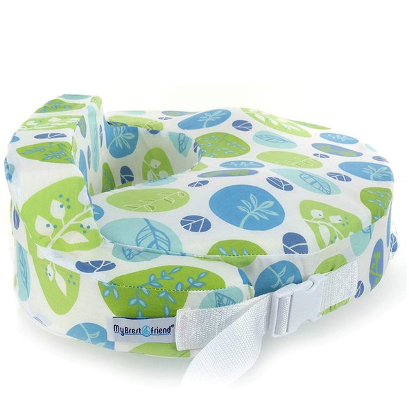 My Brest Friend Pillow – Green Leaf