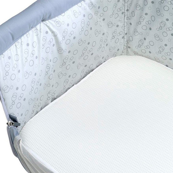 Chicco Next2Me Standard Mattress - White.cot