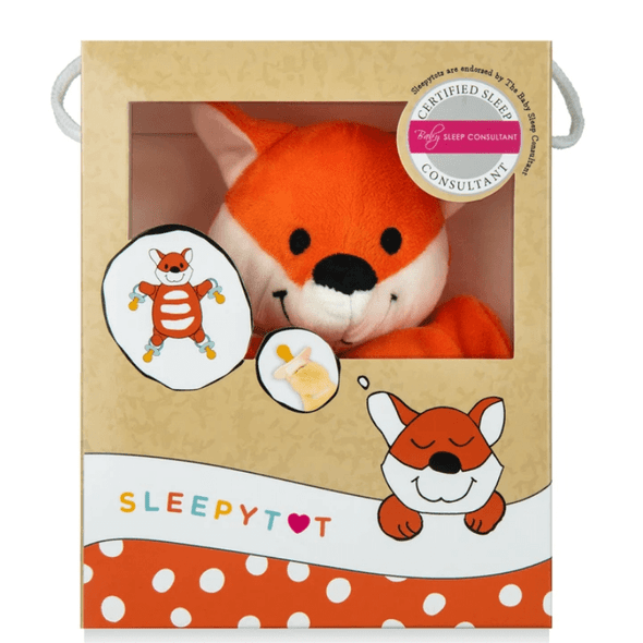 Sleepytot Baby Comforter Fox  Box