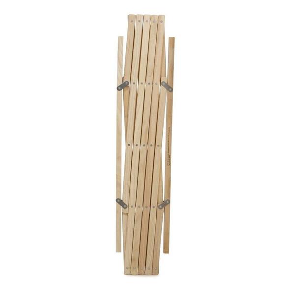 Bettacare Expandable Pet Barrier 60cm - 108cm Natural folded