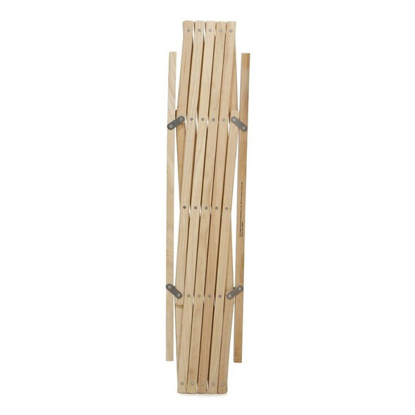 Bettacare Expandable Pet Barrier 60cm - 108cm Natural folded