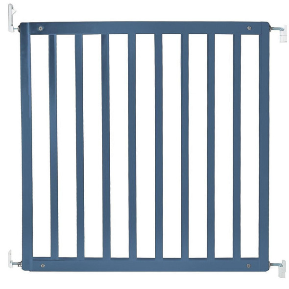 Safetots Simply Secure Wooden Gate Azure Blue 72cm- 79cm