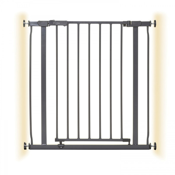 Dreambaby Ava Metal Pressure Safety Gate - Charcoal product