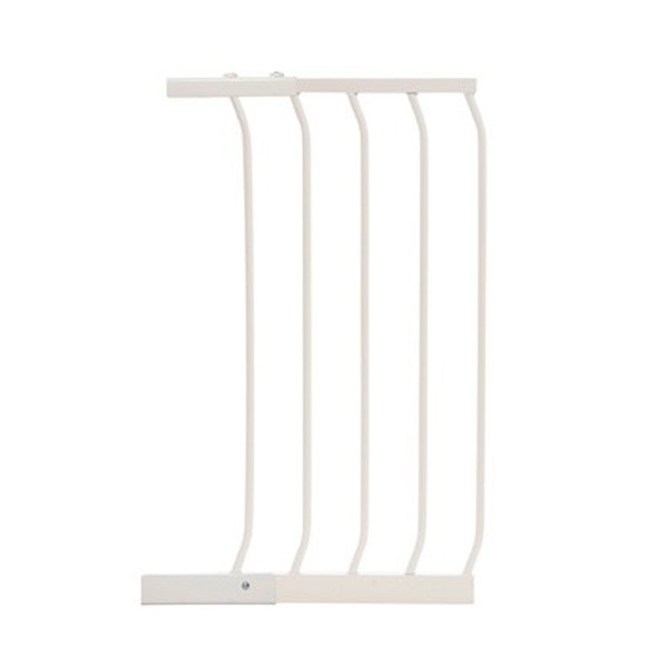 Dreambaby Chelsea 36cm Wide Gate Extension (White) product