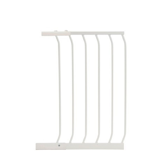 Dreambaby Chelsea 45cm Wide Gate Extension (White)
