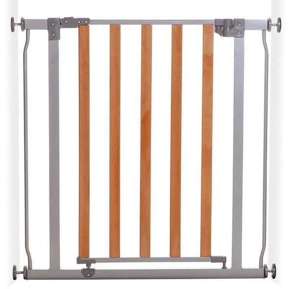 Dreambaby Cosmopolitan Wood/Metal Pressure Safey Gate product