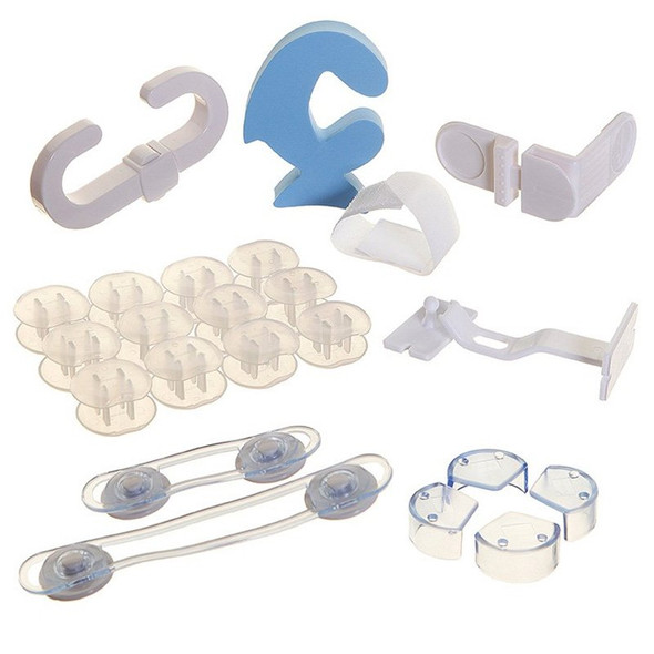 Dreambaby No Tools, No Screws, Safety Value Pk 35PC products