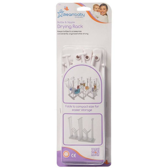 Dreambaby Bottle & Nipple Drying Rack box