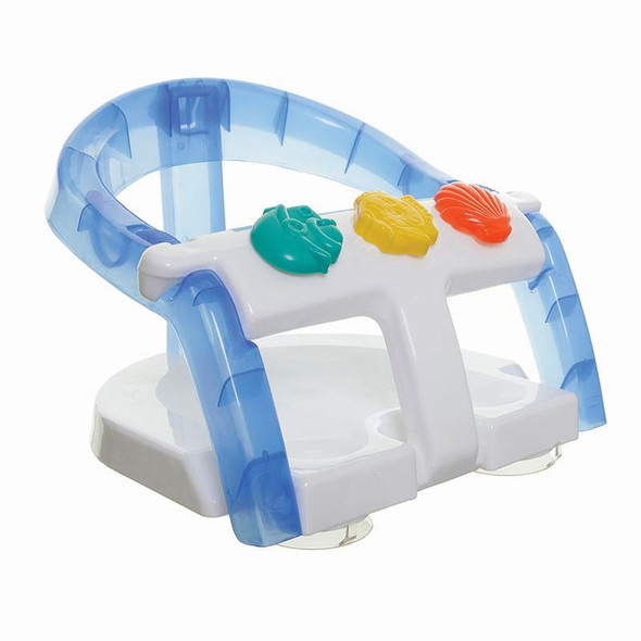 Dreambaby Fold Away Bath Seat with Open/Close T-Bar product side view