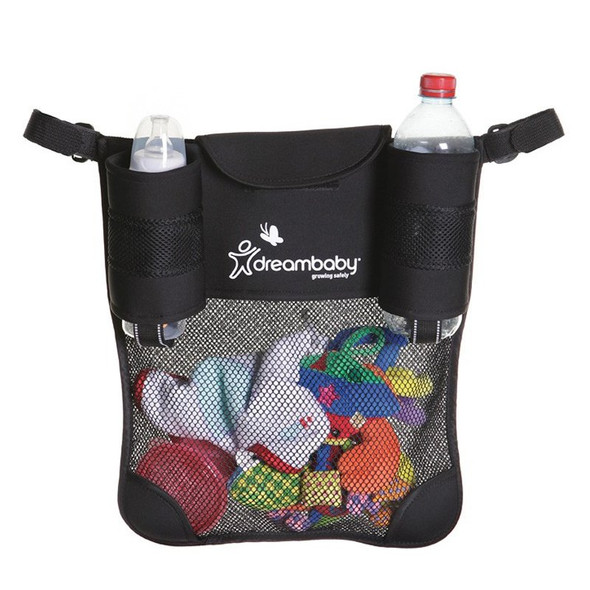 Dreambaby Stroller Buddy Organiser with 2 Cup Holders  product