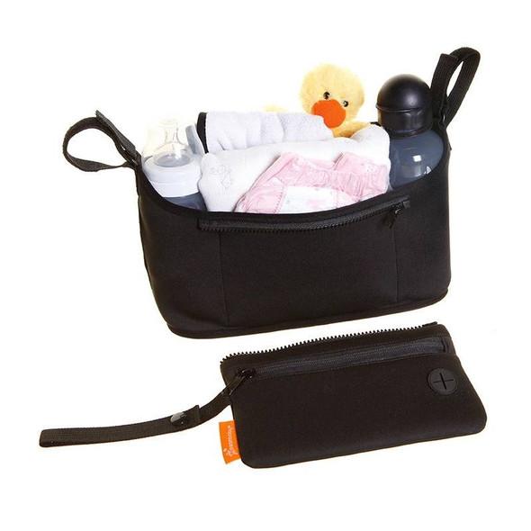 Dreambaby Stroller Buddy EZY-Reach Organizer - Black product