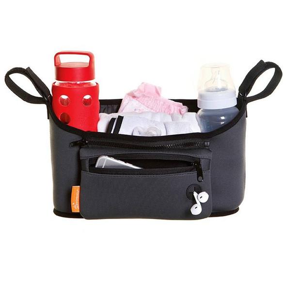 Dreambaby Stroller Buddy EZY-Reach Organizer - Grey product