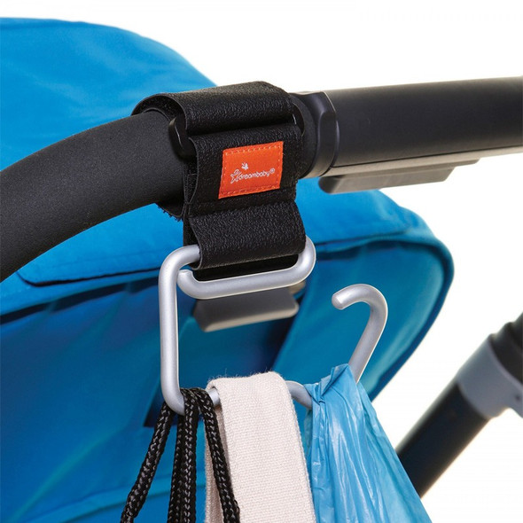 Dreambaby EZY-Fit Giant Stroller Hook live