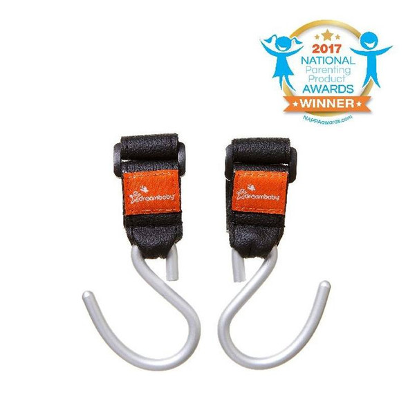 Dreambaby EZY-Fit Stroller Hooks  product