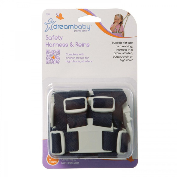 Dreambaby Safety Harness & Reins box