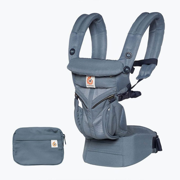Ergobaby Omni 360 Cool Air Mesh From Newborn - Oxford Blue  product
