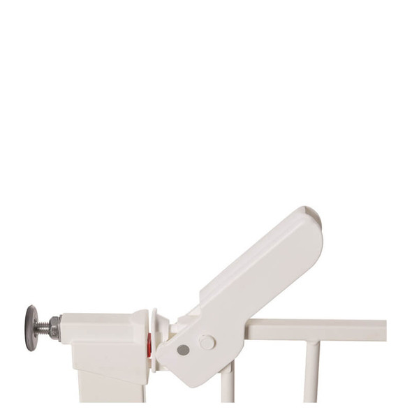 Babydan Premier Extra Wide Up To 151cm White open