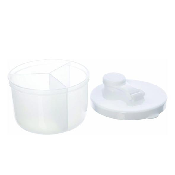 Dreambaby Baby Powder Formula Dispenser - 3 Storage Compartment's