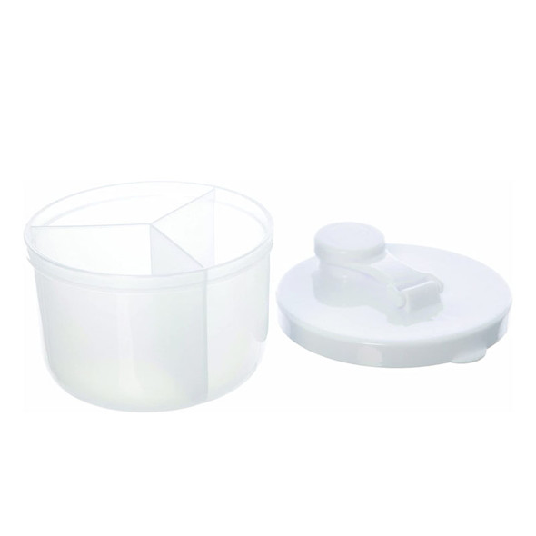 Dreambaby Baby Powder Formula Dispenser - 3 Storage Compartment's