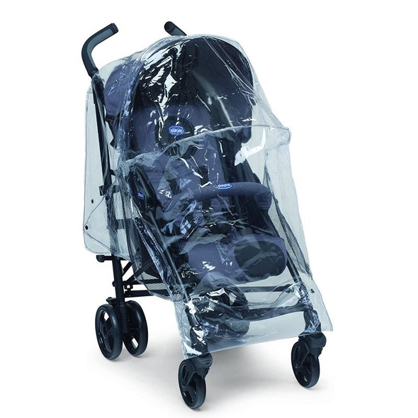 Chicco Universal Rain cover For Stroller Black