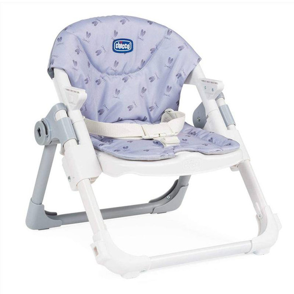 Chicco Chairy Booster Seat Bunny (Grey)