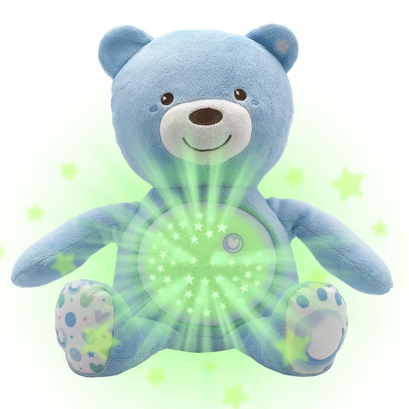 Chicco First Dreams Baby Bear Blue on