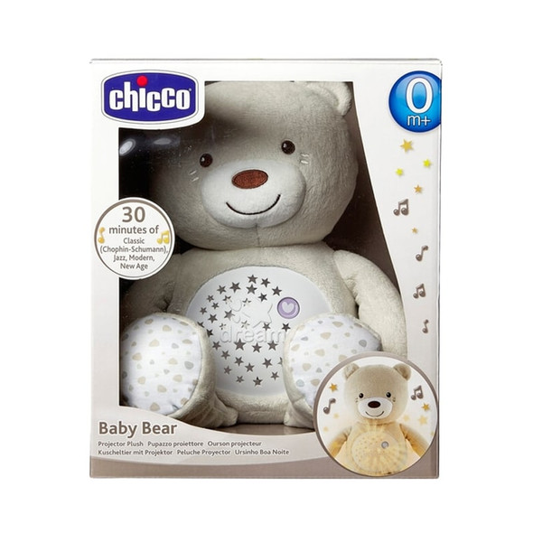 Chicco First Dreams Baby Bear Neutral box