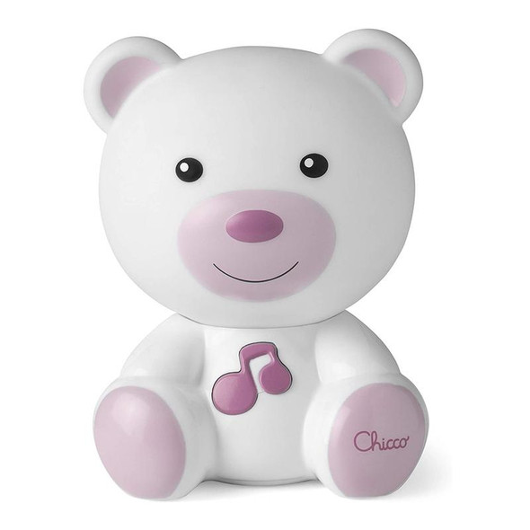 Chicco Dream Light Bear - Pink