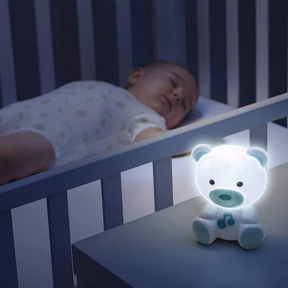 Chicco Dream Light Bear - Blue live