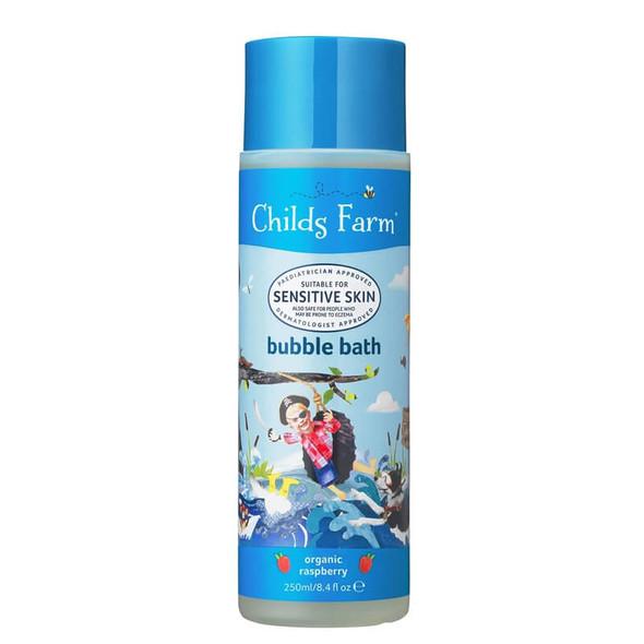 Child's Farm Bubble Bath - Raspberry Extract 250ml