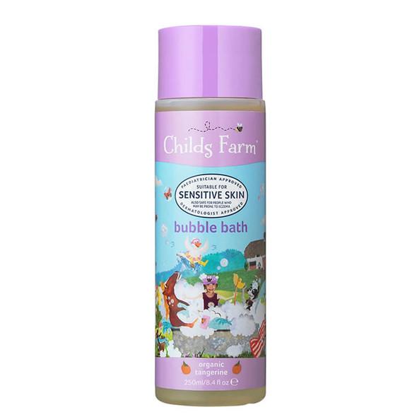 Childs Farm Bubble Bath - Organic Tangerine 250ml