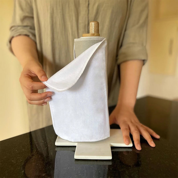 Haakaa Cotton Cloth Wipes - 20×15cm