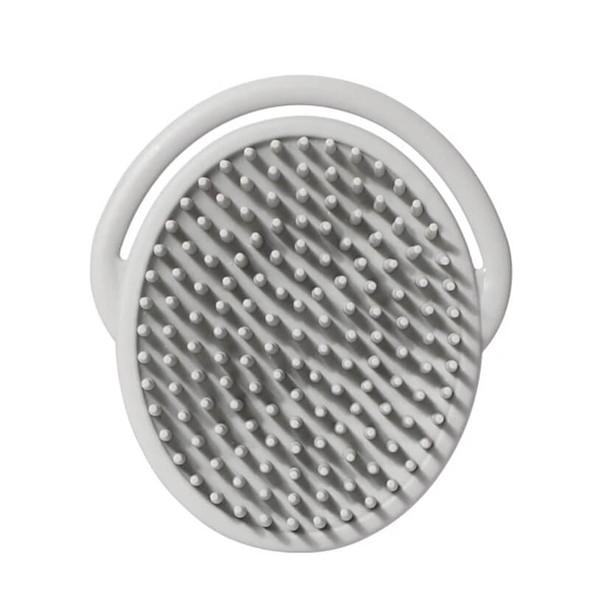 Haakaa Silicone Shampoo Brush - Grey