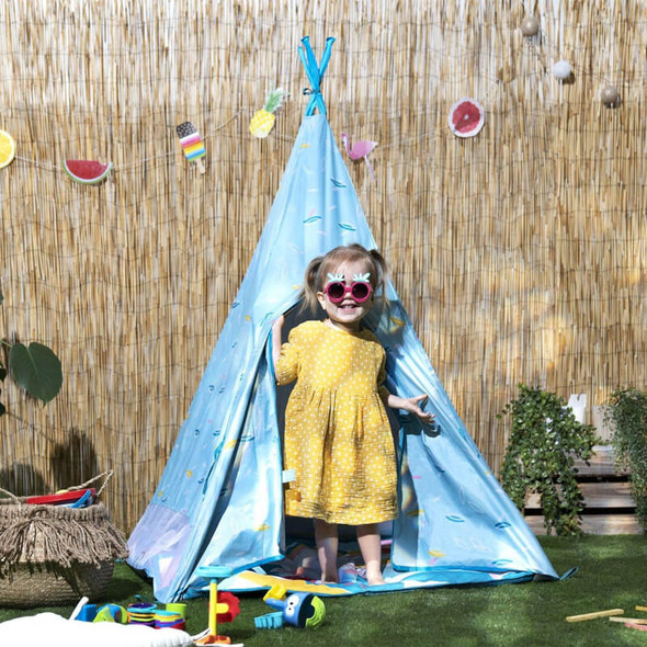 Babymoov Jungle Anti UV Tepee SPF 50+ Live