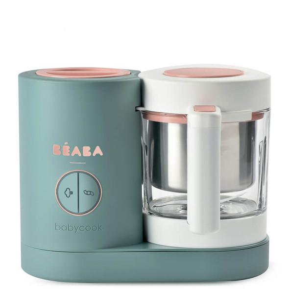 Beaba Babycook Neo Baby Food Steamer Blender - Eucalyptus